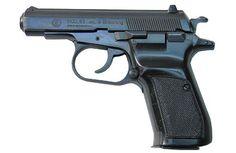 CZECH CZ83 .380ACP PISTOL. The CZ82 is identical, but in caliber 9x18mm Makarov.