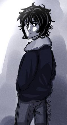Nico di Angelo-- I'm sorry I don't know the artist