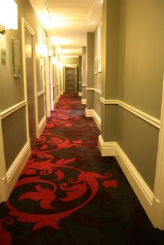 Infinity Axminster carpet.     Hotel Indigo, Glasgow http://www.gaskell.co.uk/images_archive.html