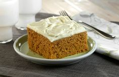 10 Breakfast-in-Bed Recipes That Are Perfect for Mother's Day: APPLE PUMPKIN CAKE What better excuse is there to eat cake for breakfast than a holiday? This moist and delicious cake can also be baked in cupcake papers to make individual breakfast muffins.