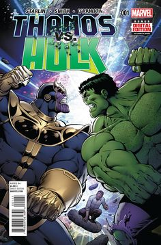 Preview: Thanos vs. Hulk #1, Thanos vs. Hulk #1 Story: Jim Starlin Art: Jim Starlin & Andy Smith Cover A: Jim Starlin & Andy Smith Cover B: Ron Lim & Frank D'A..., http://all-comic.com/2014/preview-thanos-vs-hulk-1/, #All-Comic #All-ComicPreviews #AndySmith #Comics #FrankD'Armata #JimStarlin #Marvel #Previews #RonLim #THANOSvsHULK