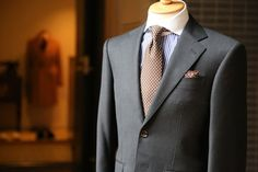J. H. Cutler, has been one of the most respected names in custom tailored clothing, identified with superior meticulous hand tailoring in Sydney. Bespoke Tailoring, Sans Serif, Serif Font, Altering Clothes, Tailored Suits, Clothing Hacks, Office Dresses, Mode Style, Dress Codes