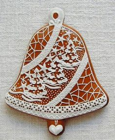 Today we are looking at Moravian and Bohemian gingerbread designs from the Czech Republic. Back home, gingerbread is eaten year round and beautifully decorated cookies are given on all occasions. Christmas Goodies, Christmas Desserts, Christmas Treats, Gingerbread Decorations, Gingerbread Cookies, Cute Cookies, Cupcake Cookies, Bolacha Cookies, Christmas Gingerbread House