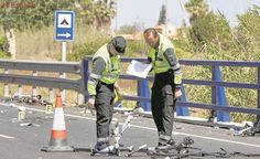 Estos son los dieciocho «puntos negros» para los ciclistas en las carreteras secundarias valencianas