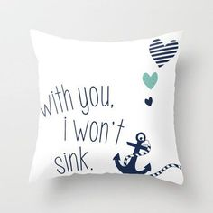 "With ""HIM"", I won't sink. Travel Style Guide – Nautical Home Decor My New Room, My Room, Anchor Bedroom, Anchor Bedding, Ideas Dormitorios, Sweet Home, Nautical Home, Nautical Style, Nautical Bedroom Decor"
