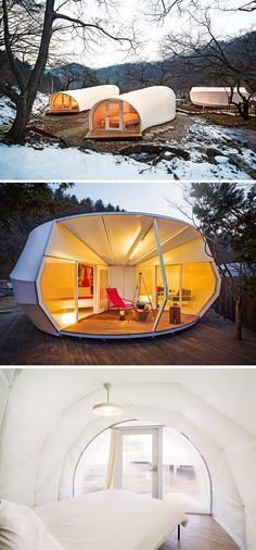 Glamping / ArchiWorkshop