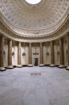Marble Saloon, Stowe House