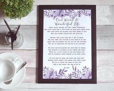 Items similar to Poem Printable Where I'll Always Be Wedding Gifts For Groom, Bride Gifts, Our Wedding, Wedding Poems, You Poem, Letter To Yourself, Poems Beautiful, Frame It, Always Be
