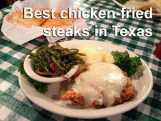For some, chicken fried steak is just an item on a menu. But for Texans, it's a reason for a statewide holiday.