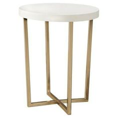 super chic side table from target.  can you believe it!?  so great.