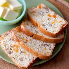 Apricot, Pecan, and White Chocolate Bread!