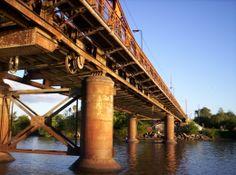 "Puente Internacional ""General San Martin""- Gualeguaychu"