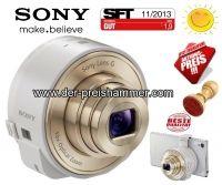Jetzt im #derpreishammercom Shop: Sony Sony DSC-QX10 SmartShot Digitalkamera (weiß) http://www.der-preishammer.com/product_info.php?products_id=1872