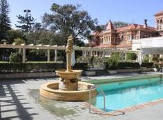 Ripplea Estate Melbourne built 1869, the 2nd owners 1900 left the house to the Eldest Daughter so in 1930 she added a Pool.