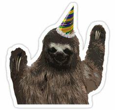 Sloth Invitations & Announcements   Zazzle