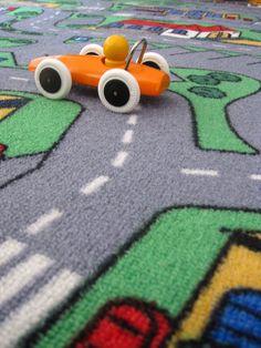Liikennematto autoiluun