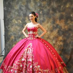 http://www.popularclothingstyles.com/category/quinceanera-dresses/ charra quinceanera dresses - Google Search