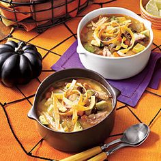 Chicken-Tortilla Soup | MyRecipes.com