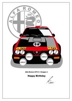 Alfetta GTV group4