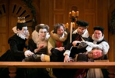 'Twelfth Night' and 'Richard III' With Mark Rylance, Broadway - early 2014