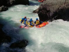 This makes like top 3 on my list. I have been DYING to go white water rafting for years!