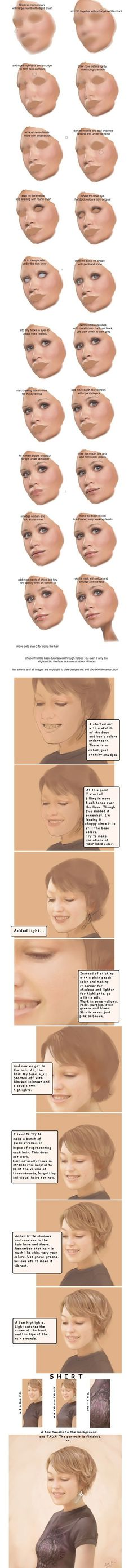 女性人脸的画法.jpg_微盘下载