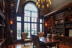 Dolterrace - traditional - home office - toronto - Peter A. Sellar - Architectural Photographer