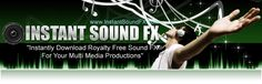Instant Sound Effects Download