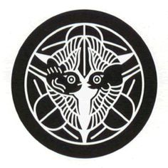 上杉謙信の家紋(竹に二羽飛び雀(上杉笹))