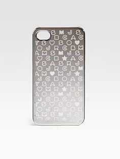 Marc by Marc Jacobs  Stardust iPhone 4G Case  $38.00