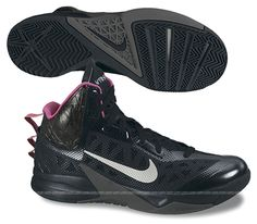 the best attitude 31f14 a30c8 nike hyperfuse 2013 black pink Nike Hyperfuse 2013 Black Pink