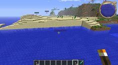 Orphea2012 Youtube et Minecraft: Minecraft | Une map découpée au couteau