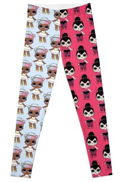 LOL Surprise Dolls - Sugar and Spice leggings tights clothes clothing