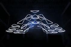 GRID - Whitevoid Fête des Lumières 2013 #Lyon