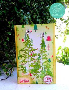 """Está aberta oficicialmente a época dos cartões de Natal!!!! Weeeeeeeeeeeeeeeeeeeeeeeeeeeeeeeeee Adoooooro esta fase!!! Adoro mesmo!!! Nos dias que correrm é tão difícil """"fugir"""" ao consu…"""