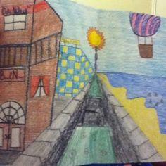 6th grade art
