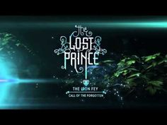 Book Trailer: The Lost Prince (The Iron Fey: Call of the Forgotten #1)  by Julie Kagawa. Coming 10/23/12