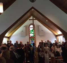 Today's Christmas Cantata was a lot of fun! Thank you to everyone who had a hand in the production. #merrychristmas #sheltonct #sms16 #ecct http://ift.tt/2hOfFkb