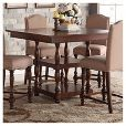 Chalet 5pc Counter Height Dining Set - Home Source