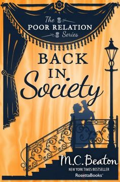 Back in Society (The Poor Relation Series Book 6) by M. C...