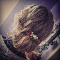 #braid #weddinghairstyle #bun