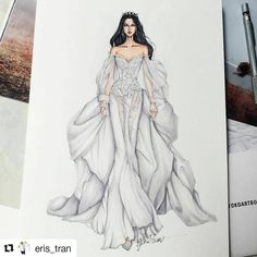 "1,272 Likes, 13 Comments - NataliaZ.Liu (@nataliazorinliu) on Instagram: ""#fashionillustration #zuhairmurad #luxury #designer #art #glamour #couture #luxurious #runway…"""