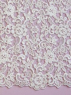 Heavy bridal floral repeated lace...elements can be taken from this in placements or as the full image as an underlay for the invitations
