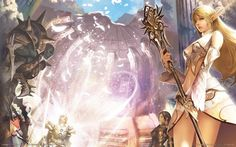 Lineage 2: The Chaotic Chronicle, game, lineage, ncsoft, sexy