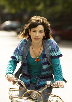 "Pauline ""Poppy"" Cross (Sally Hawkins) / Happy-Go-Lucky by Mike Leigh"