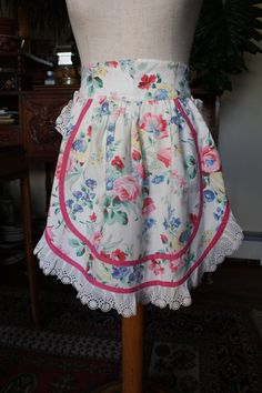 Vintage 1950 Apron by previous on Etsy