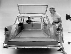 1955 Chevy Nomad: The nifty fifties