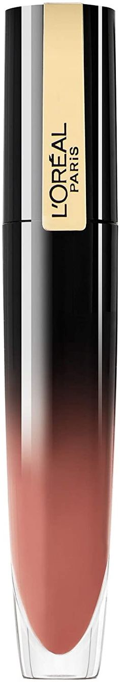 SHINY LIP STAIN -- 300 BE UNCONTROLLABLE Lip Stain, Liquid Lipstick, Loreal