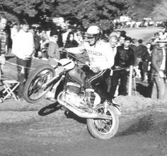 6: The Birth of American Motocross: The Racers - Joël Robert on his CZ