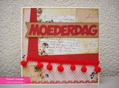 Miranda's Creaties: Moederdagkaarten